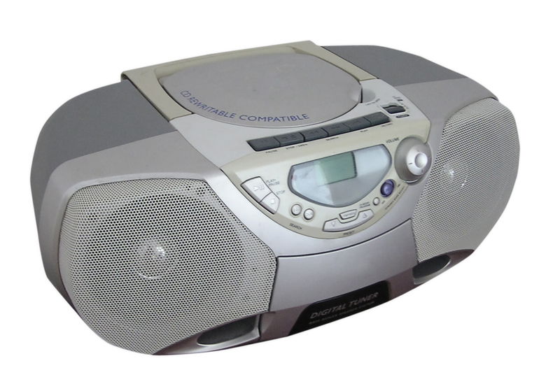 I Once Whacked A Child Across The Face With A Cd Player