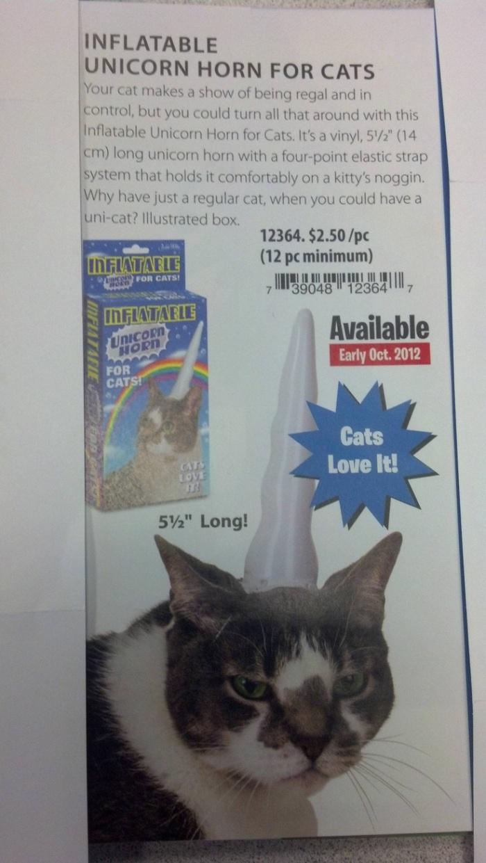Cat Horn