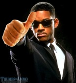Will Smith thumbs