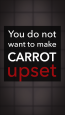 Getting Appy: Carrot