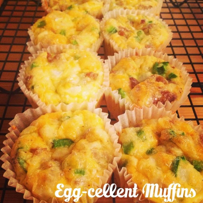 Egg-Cellent Breakfast Muffins