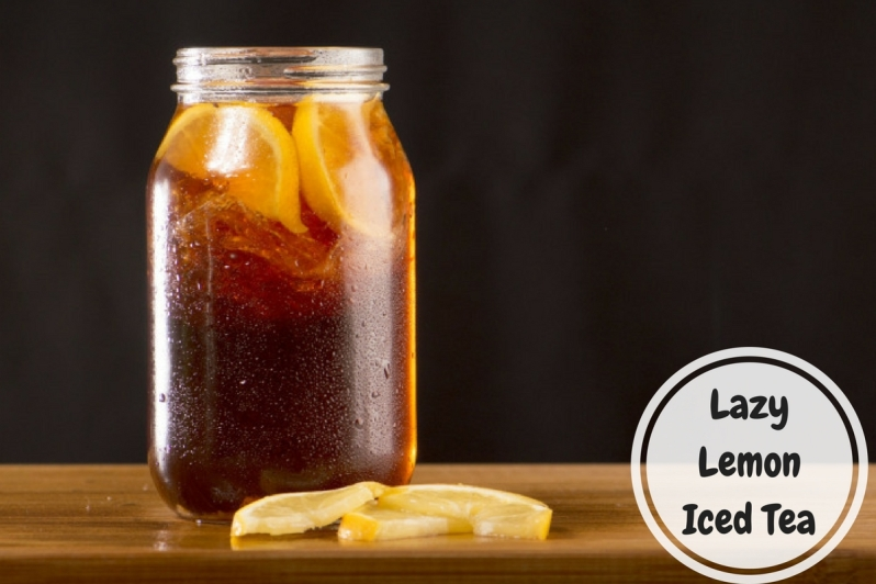 Lazy Lemon Iced Tea